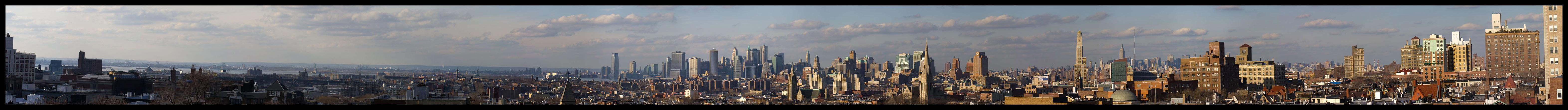 Manhattan Panorama 2