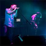 Radiohead #3 - Thom and Jonny