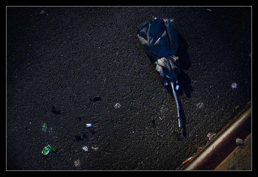 Umbrella Corpse