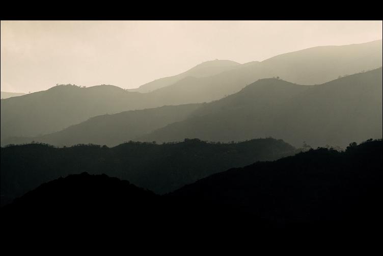 Distant Ridgelines