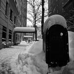 Snowy Mailbox