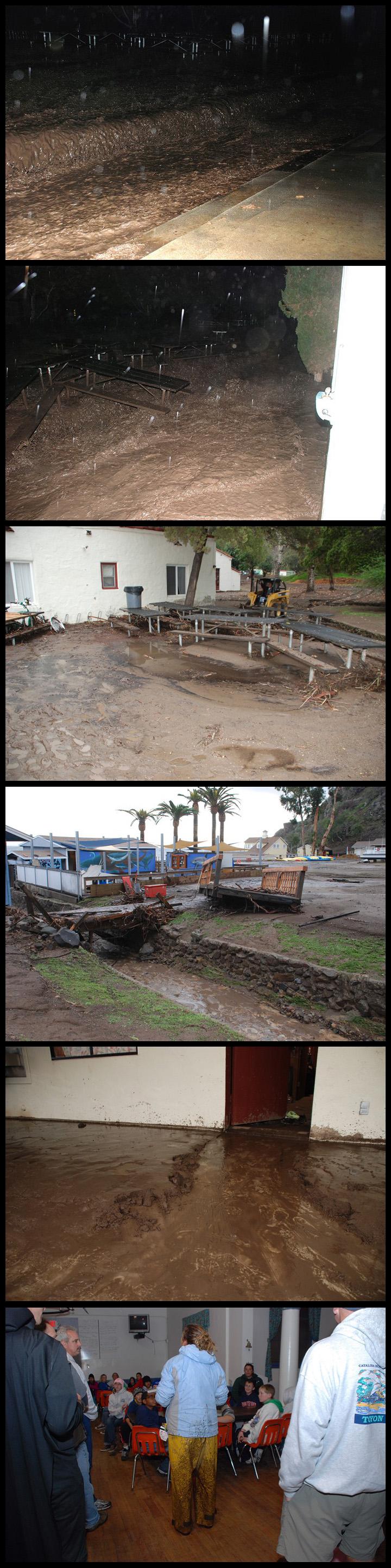 Flash Floods and Mudslides