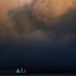 Sailing Under Smoke
